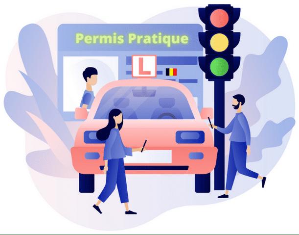 Tout savoir sur le Permis voiture pratique en Belgique